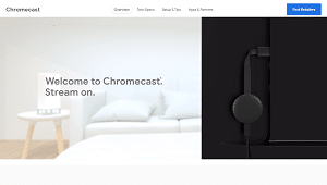4K Chromecast