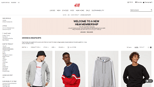 H&M Hoodies and Sweatshirts