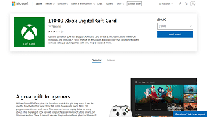 XBOX LIVE Giftcards