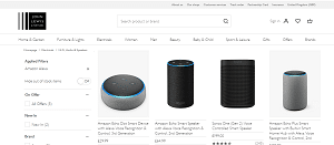 John Lewis Amazon Echo