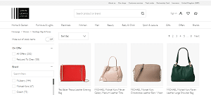 John Lewis Luxury Handbags