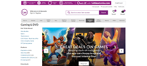 Littlewoods Games