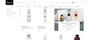 Jo Malone Fragrance and Florals