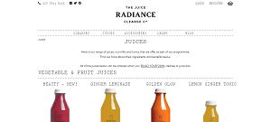 Radiance Juices