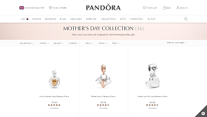 Pandora Mother's Day Jewellery