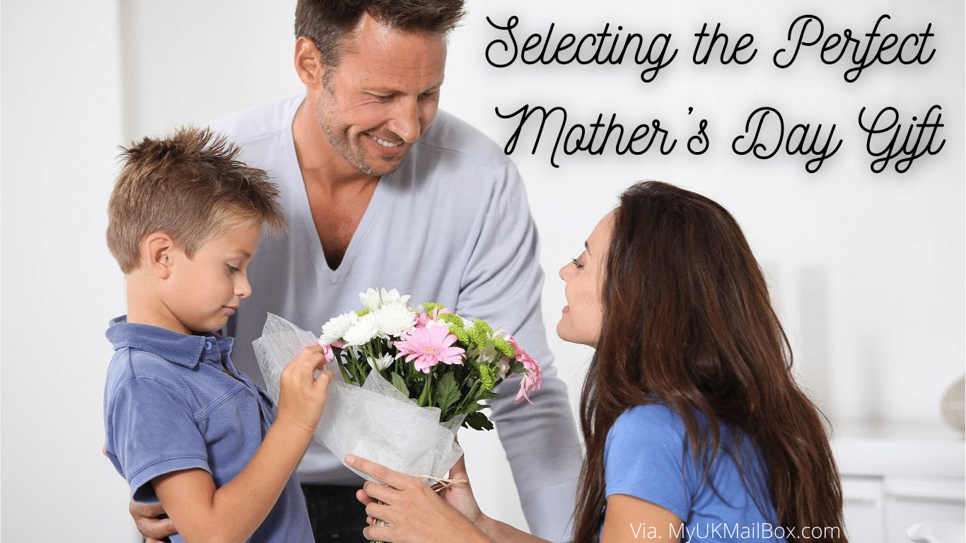Selecting the Perfect Mother's Day Gift