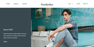 The Idle Man