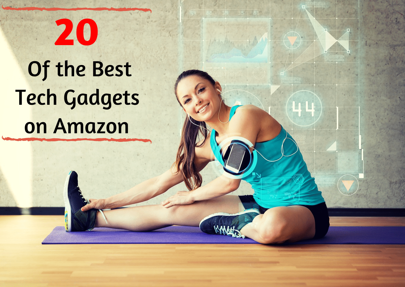 20 Of the Best Tech Gadgets on Amazon