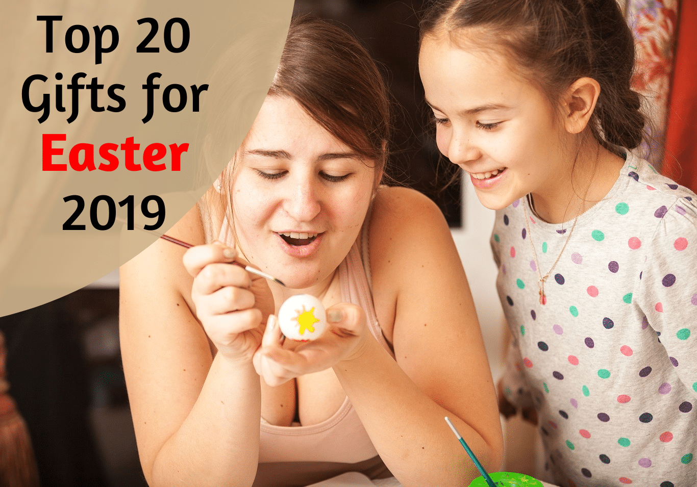 Top 20 Gifts for Easter 2019