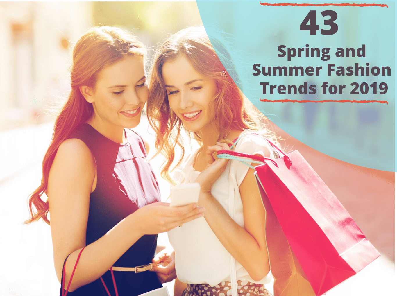 Spring and Summer Fashion Trends