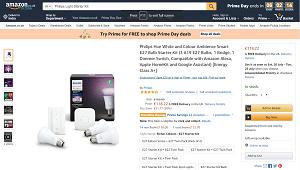 Philips Hue White Smart Light