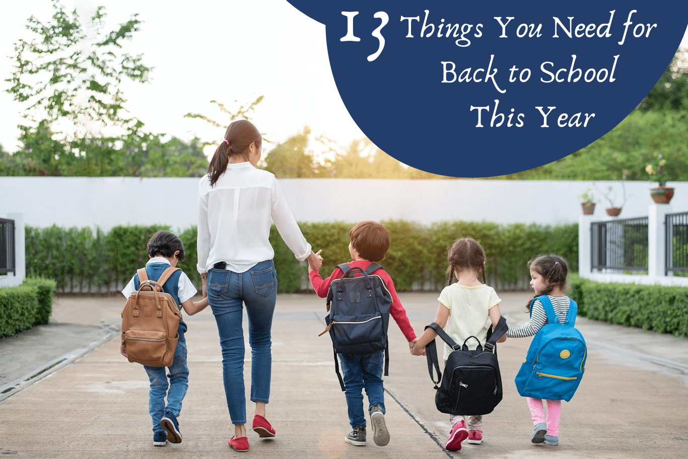 13 Things You Need for Back to School This Year