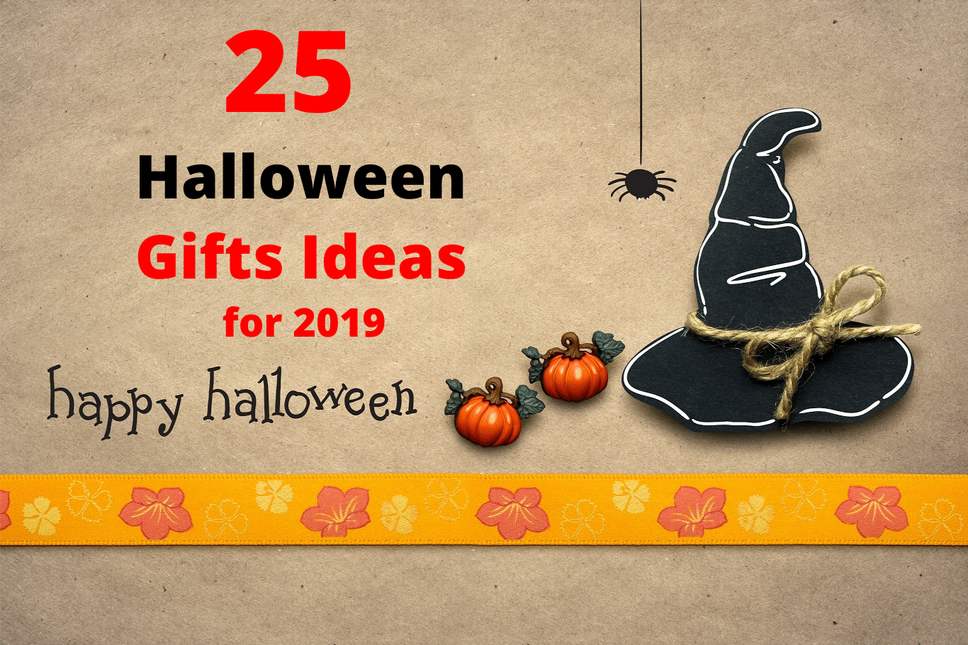 25 Halloween Gifts Ideas for 2019