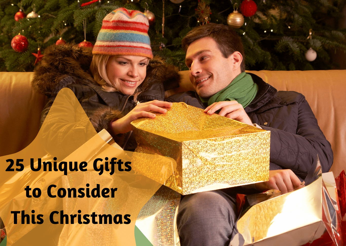 25 Unique Gifts to Consider This Christmas