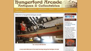 Hungerford Arcade