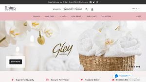 Beauty Store Online
