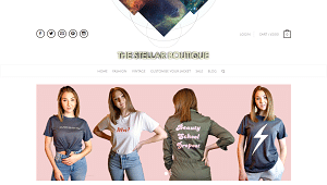 The Stellar Boutique