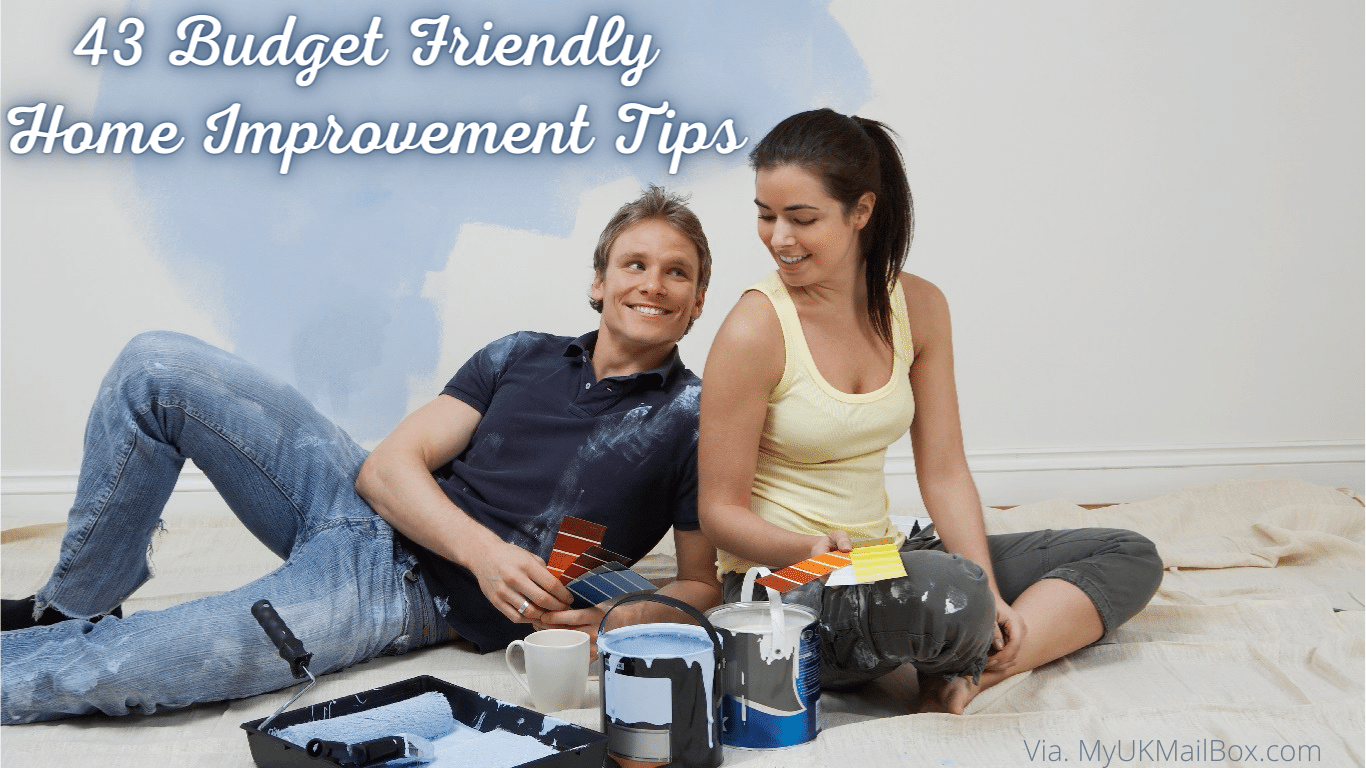 Budget Friendly Home Improvement Tips
