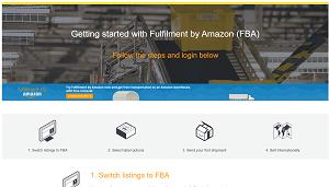 Set Up Amazon FBA Account