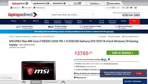 MSI GT83 Titan 8RF