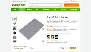 Cat Litter Tray Mat