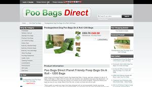 Dog Poo Bags