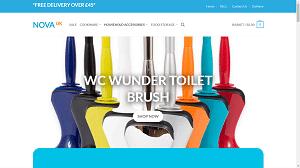 Hygienic Toilet Brush