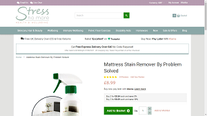 Mattress Stain Remover