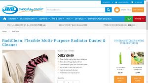 Radiator Duster