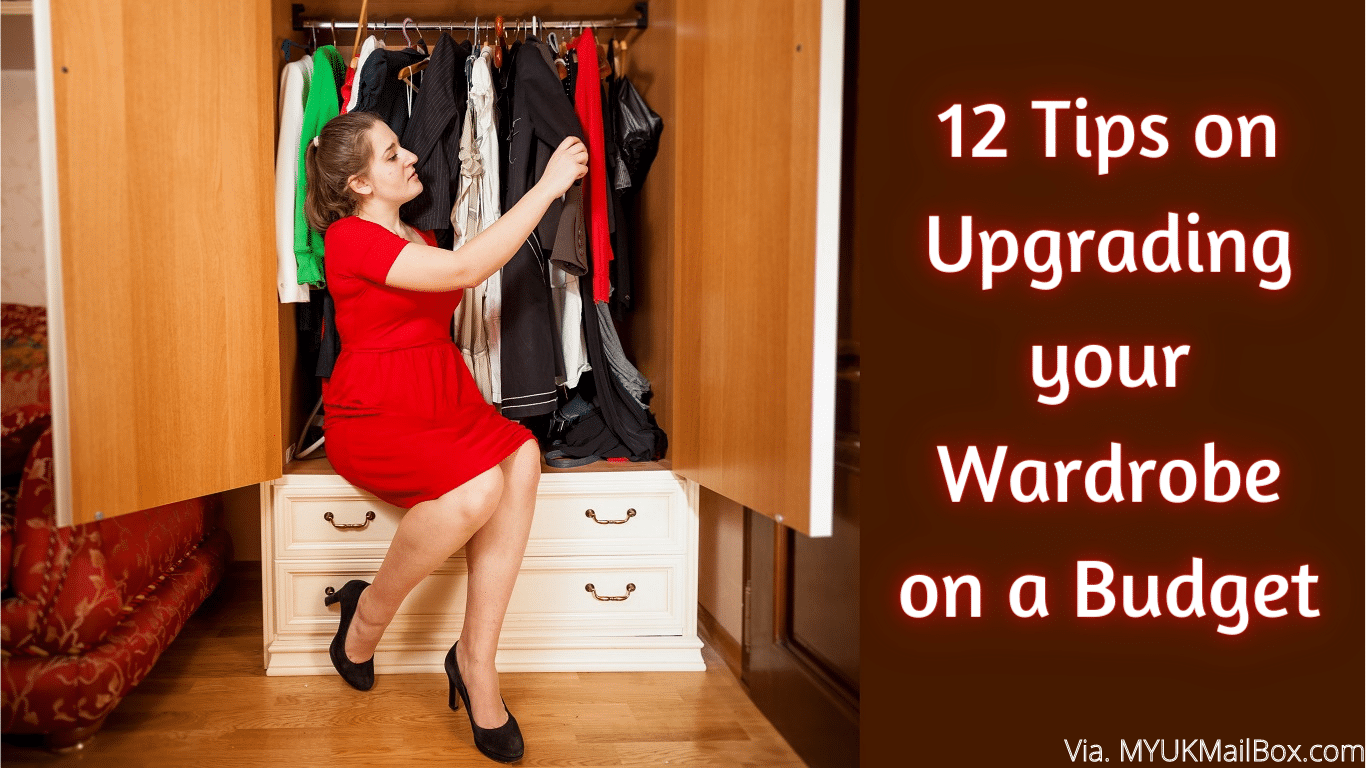12 Tips on Upgrading your Wardrobe on a Budget