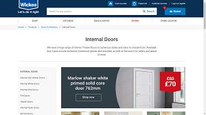 New Internal Doors