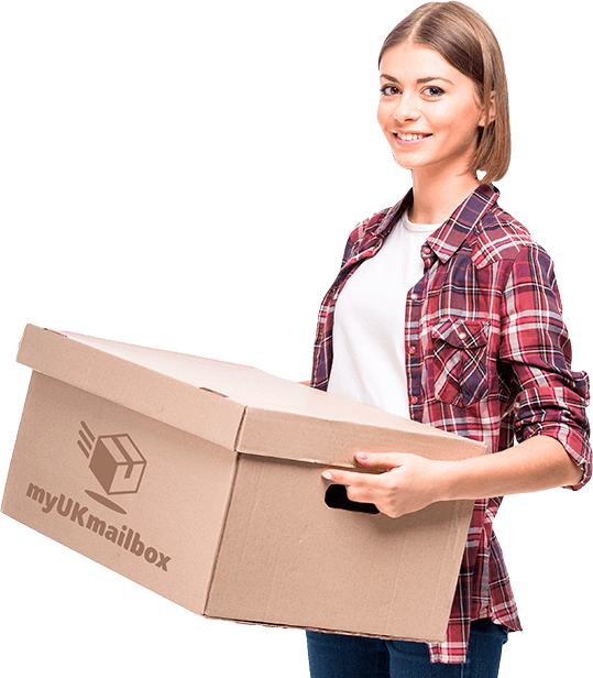 UK parcel forwarding service